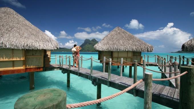 Viaje a la Polinesia Honeymoon