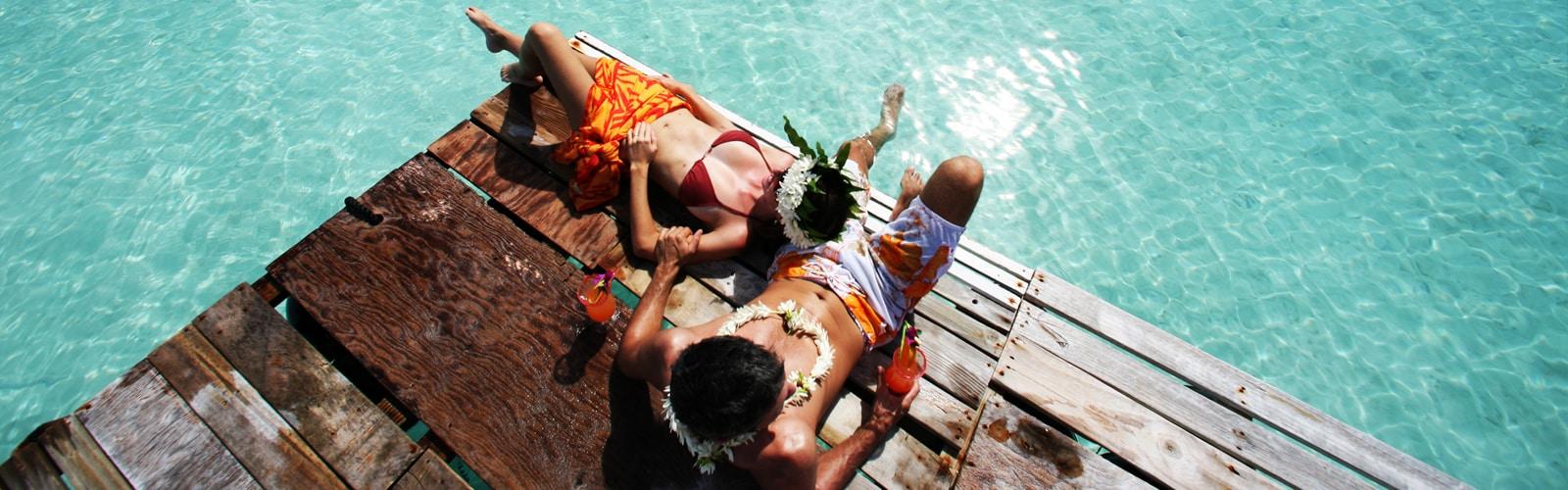 Viaje a la Polinesia Especial Novios