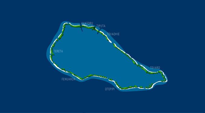 Viaje a Polinesia Rangiroa