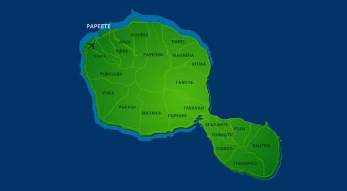 Viaje a Polinesia Tahiti
