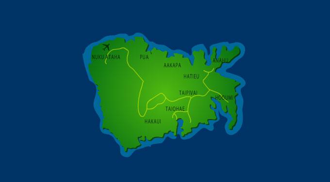 Viajes a Polinesia Nuku Hiva
