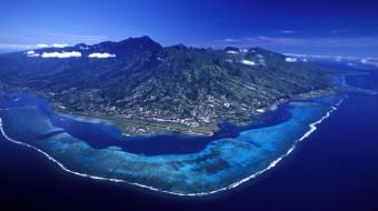 Las islas de Polinesia
